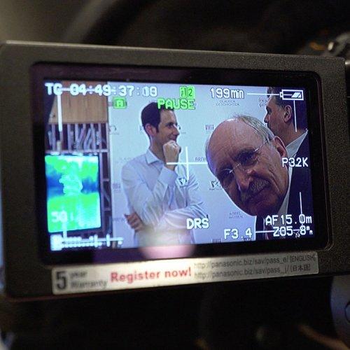 Bild zum Weblog Fernsehen zum Anfassen